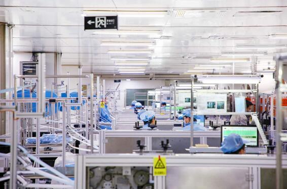 比亚迪示范,一家车企如何做到日产500万只口罩