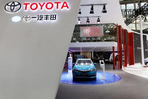 产品服务双拳出击 一汽丰田广州车展引发关注