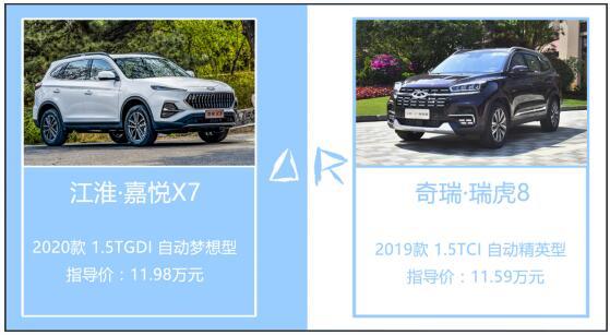 自驾出游新方式,嘉悦X7和瑞虎8谁更胜一筹?