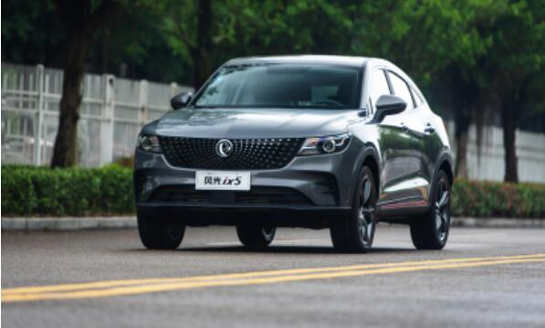 2021款风光ix5领衔 东风风光3款SUV新品首次亮相重庆车展