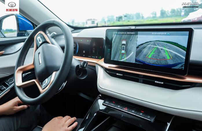 第三代哈弗H6用户试驾体验 多重黑科技让用户点赞