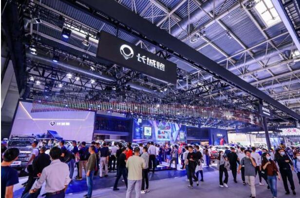 爆款集结 潮玩世界 2020北京车展网红展馆花落长城汽车