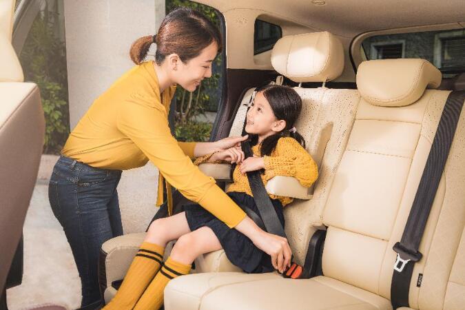国内首个接受儿童优先安全认证,2021款VV6儿童呵护版上市在即