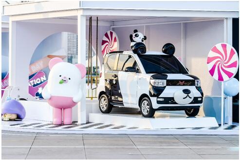 宏光MINIEV成为网红爆款,上汽通用五菱双十一订单突破6万台!