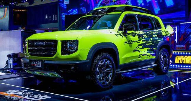 见证中国SUV的全新时代 哈弗将携旗下明星车型亮相广州车展