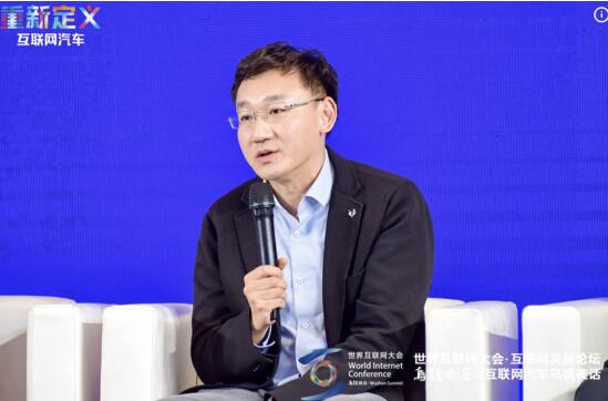 ARCFOX BU总裁于立国:极狐即将量产搭载3颗激光雷达新车