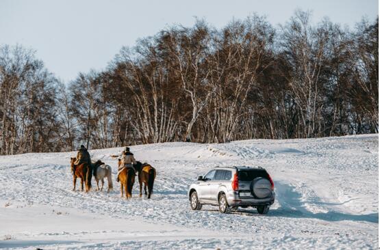 穿林海,跨雪原——哈弗H9乌兰布统之旅