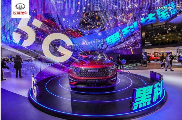 """开启5G智能新时代 第三代哈弗H6 5G车型引领""""国民神车""""持续向上"""