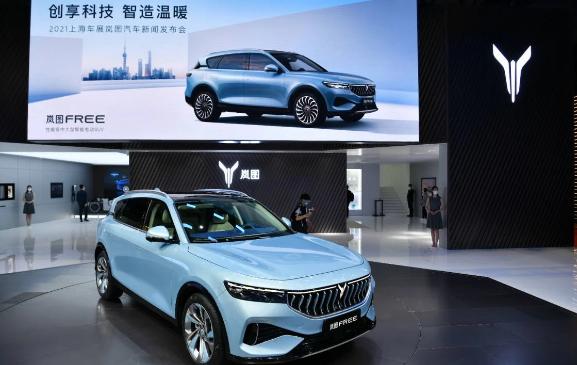 携创新,见未来 科技东风出征上海车展
