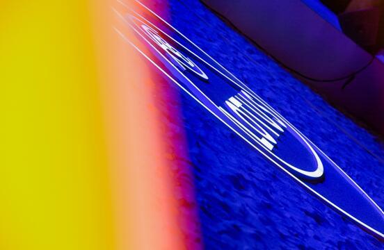 艺术家白乂乂VS路特斯汽车:风的能量