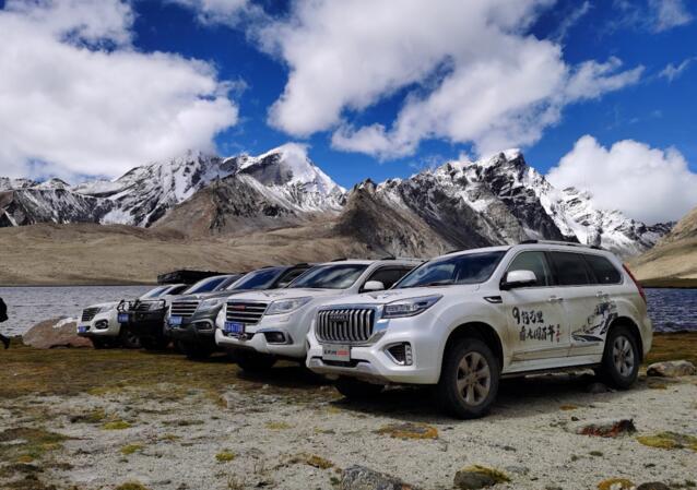 一次最狂野的用户自驾 9行万里看大国百年第二季行至西藏